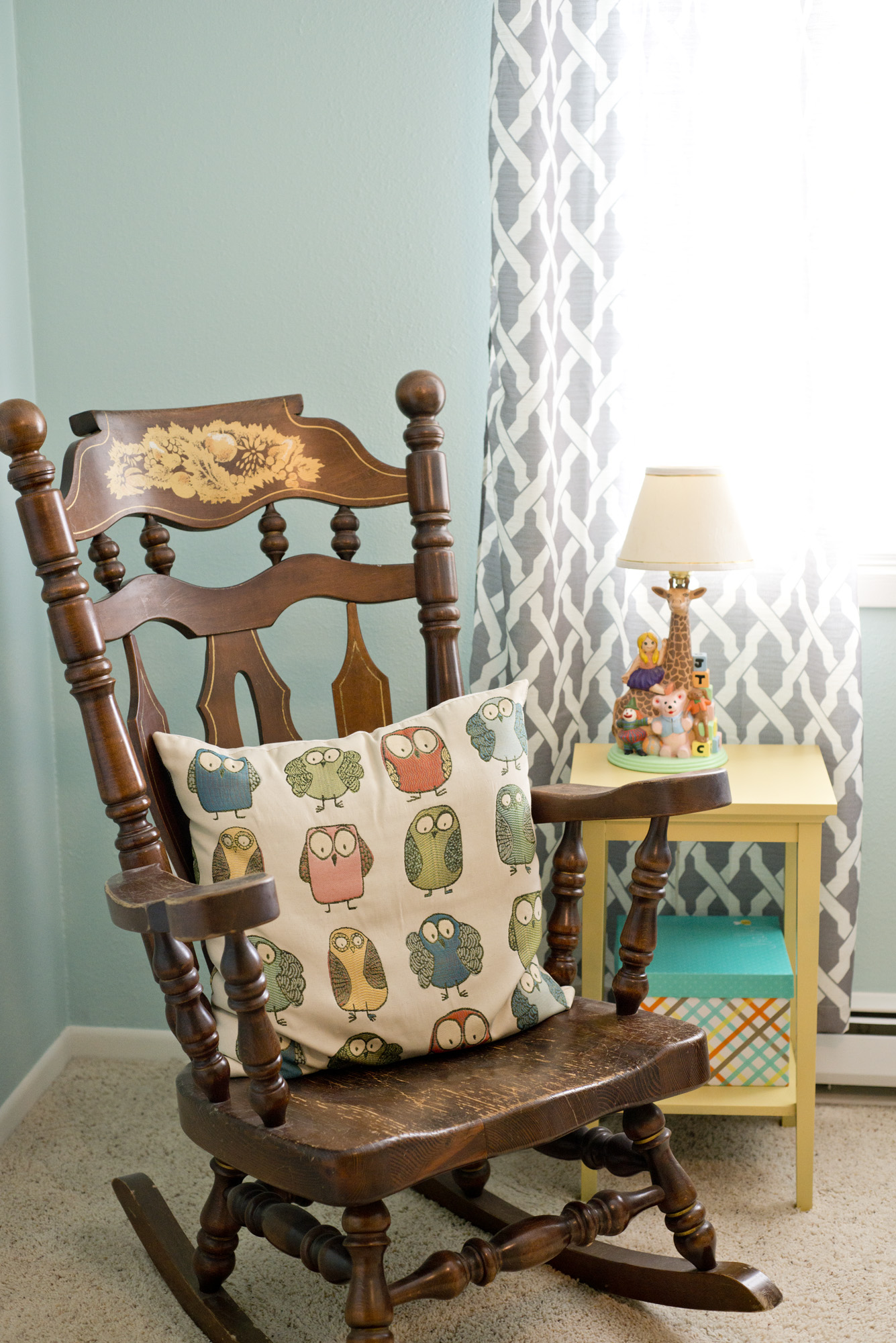 Rocking Chair For Mom And Baby Cool Childus Rocking Chair Puzzle